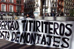 """Sobre las detenciones de los """"titiriteros"""""""
