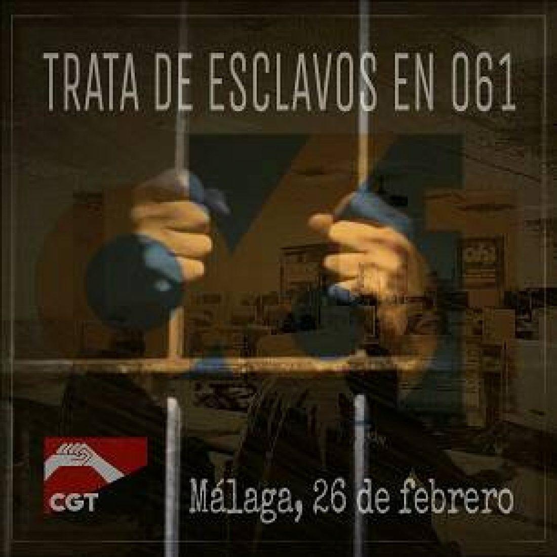 Semana de lucha del sector de gestión de emergencias y salud responde en Andalucía