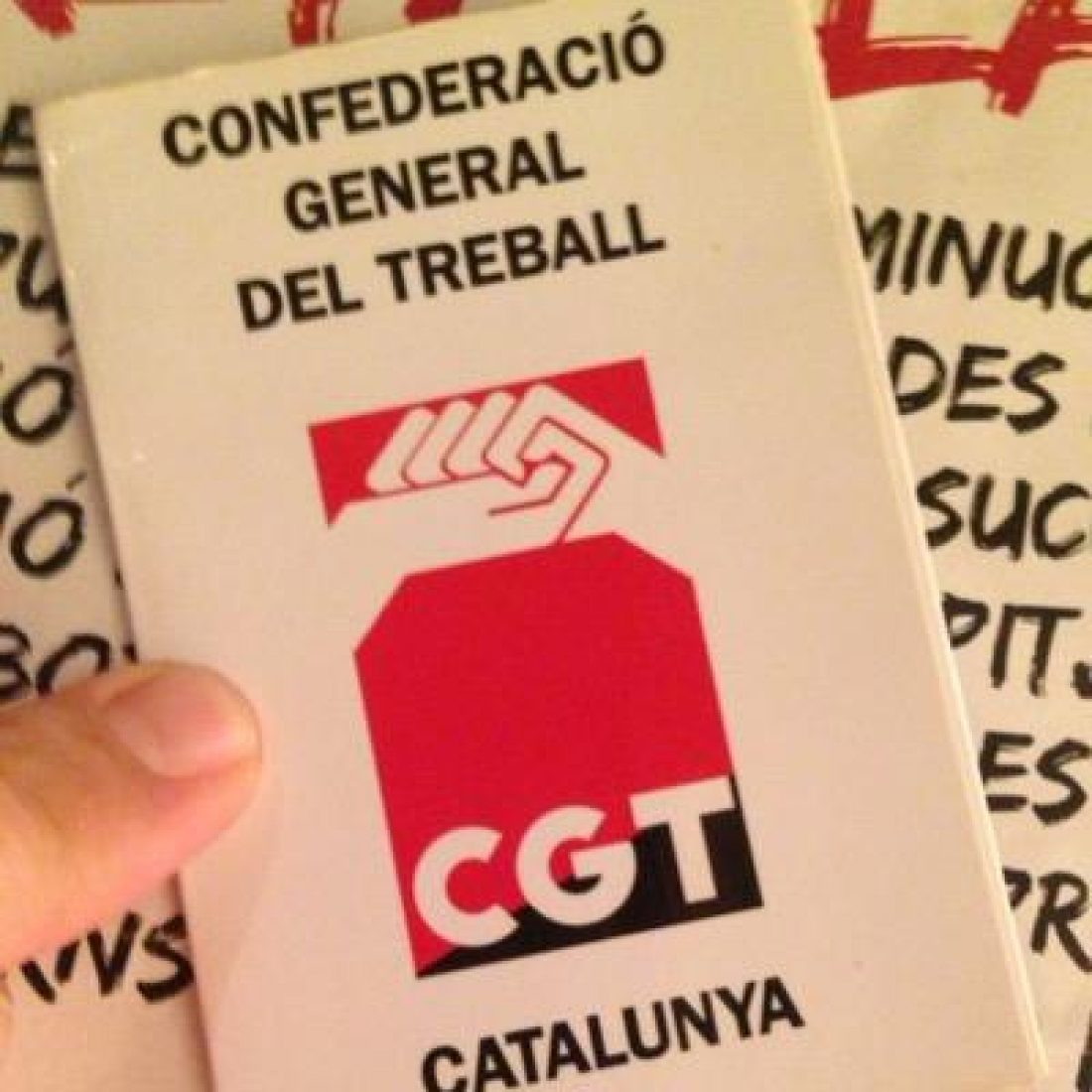 La CGT de Catalunya ante los ataques al derecho de huelga