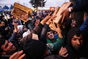 Migración y Cumbre en la Unión Europea