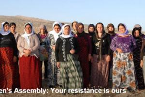 Comunicado de apoyo de la CGT a la KJA en su Congreso de Mujeres Libres Kurdas