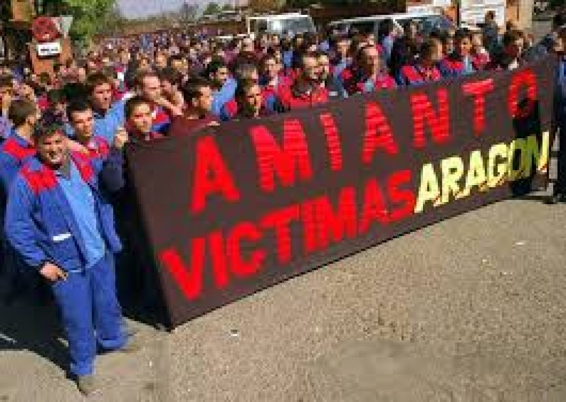 Amianto en GM España