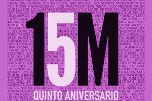 La CGT se suma al llamamiento a la movilización con motivo del V aniversario del 15M