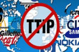 Nota de Prensa de CGT sobre rechazo al TTIP