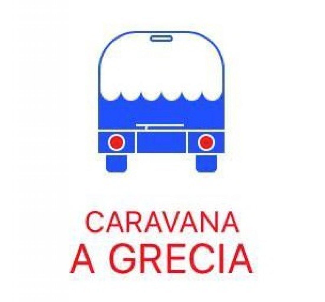 Caravana a Grecia – Abriendo Fronteras