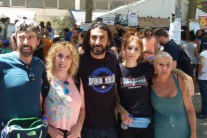 STAP CGT en la Caravana a Grecia