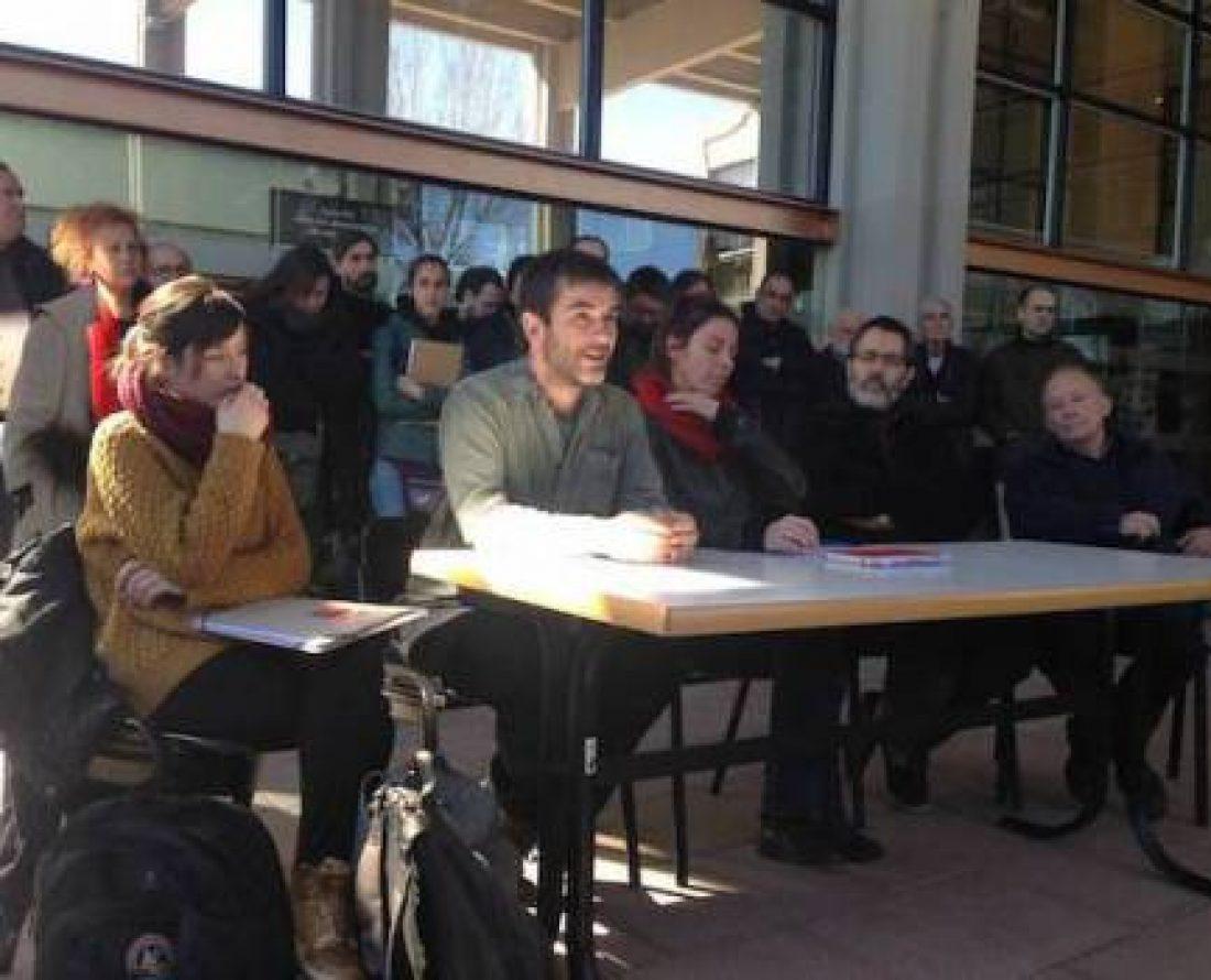 La CGT de Catalunya ante la grave y delirante imputación a 27 personas de la UAB, entre ellas nuestro Secretario General