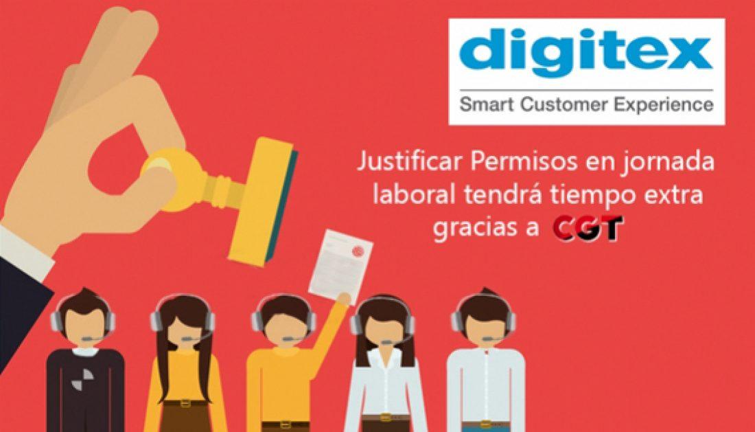 Justificar permisos es tiempo de trabajo según sentencia de la AN promovida por CGT