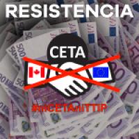 Otoño en Resistencia contra el CETA