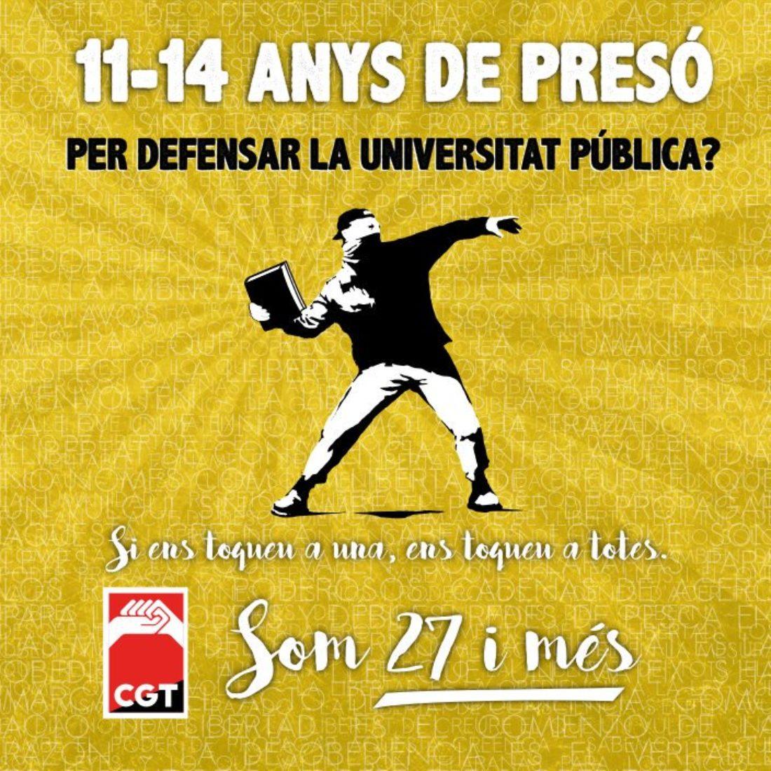 """20 octubre de solidaridad con """"somos 27 y más"""""""
