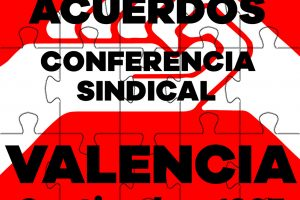 I Conferencia Sindical Madrid 1987