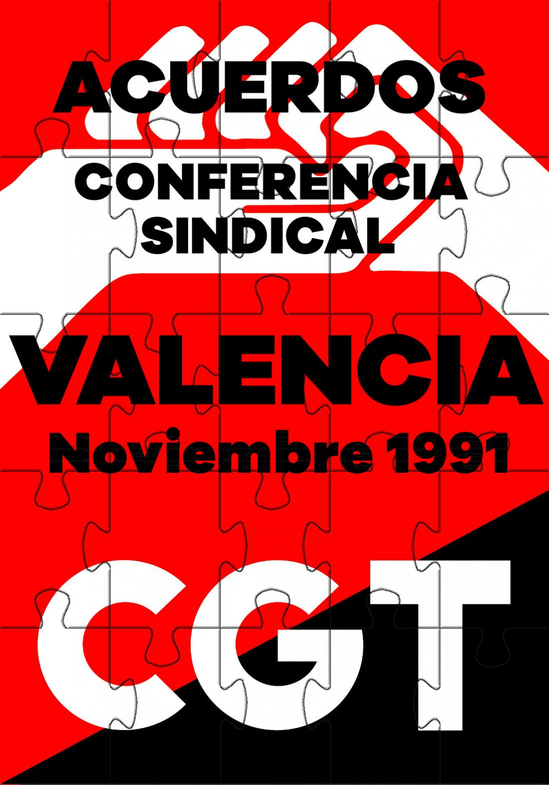 III Conferencia Sindical Valencia 1991