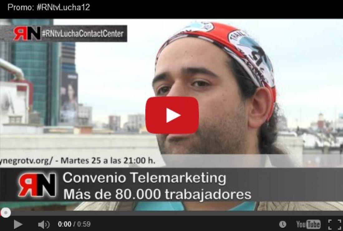 Promo: #RNtvLucha12