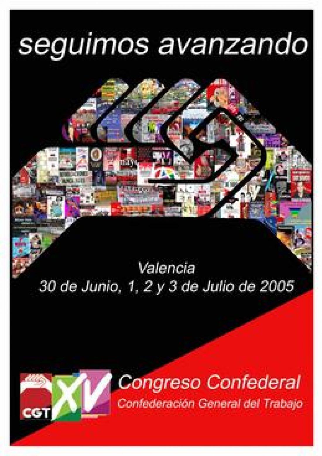 XV Congreso Confederal