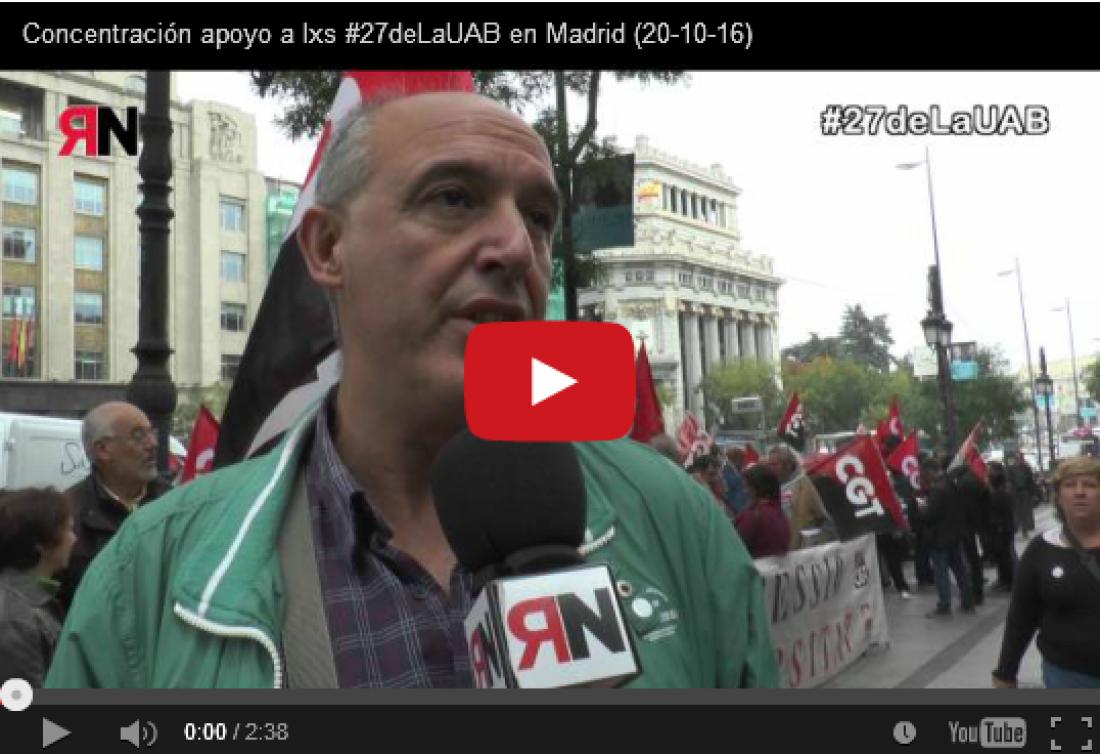 Vídeos: 20 oct #27deLaUAB