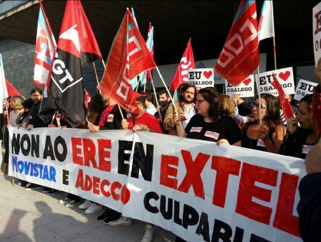 ERE de Extel: La lucha continúa