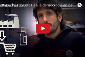 #RNtvLuchaTtipCetaTisa la democracia en peligro
