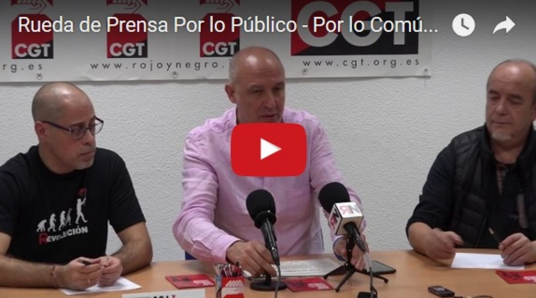 Vídeo: Rueda de Prensa xLoPúblico 21.12.2016