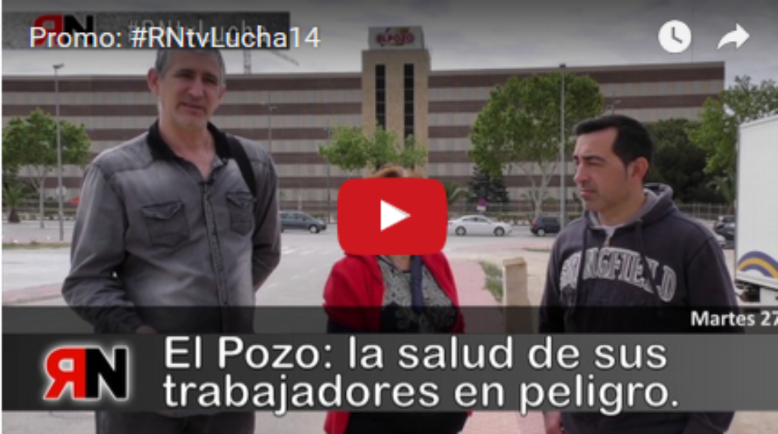 Promo: #RNtvLucha14
