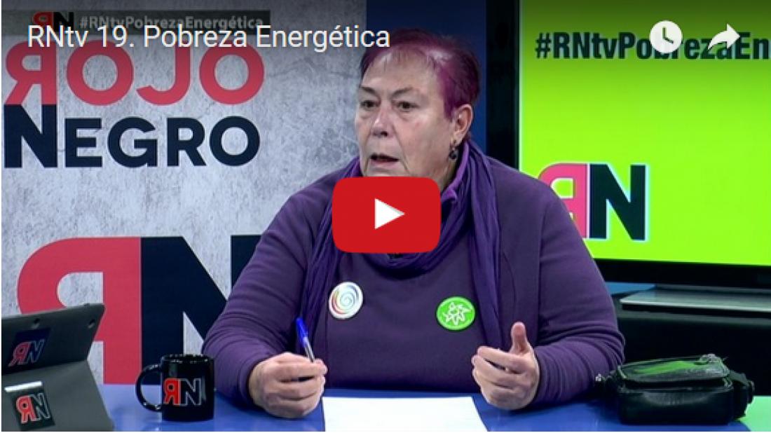 RNtv 19. Pobreza Energética