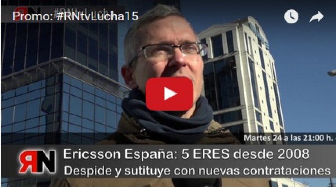 Promo: #RNtvLucha15