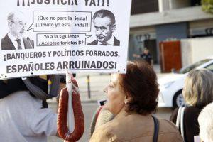 CGT celebra la sentencia que condena a Rato y Blesa por el caso de las tarjetas Black