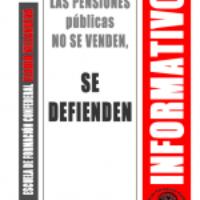 Boletín 153: Las Pensiones Públicas no se venden, se defienden