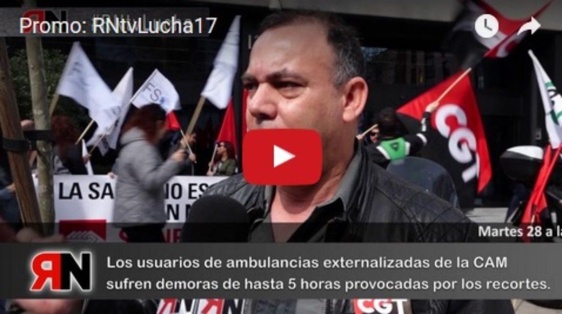 Promo: RNtvLucha17