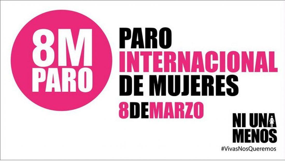 """CGT apoya la movilización """"Paro Internacional de Mujeres"""" convocado a nivel mundial para el 8 de marzo"""