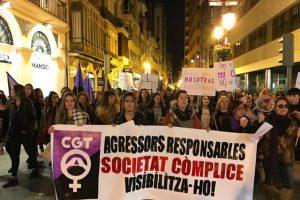 Cientos de miles de mujeres salen a las calles de todo el Estado pidiendo igualdad y el fin de las Violencias Machistas