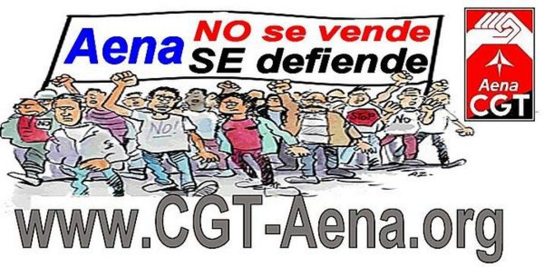 Vargas de la Comisión de Fomento del Congreso a la Junta de Accionistas de Aena