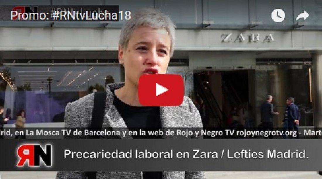 Promo: #RNtvLucha18