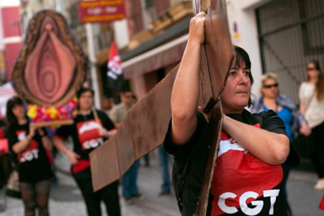 La Audiencia Provincial de Sevilla confirma el sobreseimiento en la causa del 'Coño Insumiso' contra la CGT
