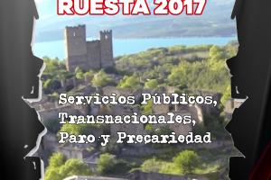 Escuela Libertaria de CGT Ruesta 2017