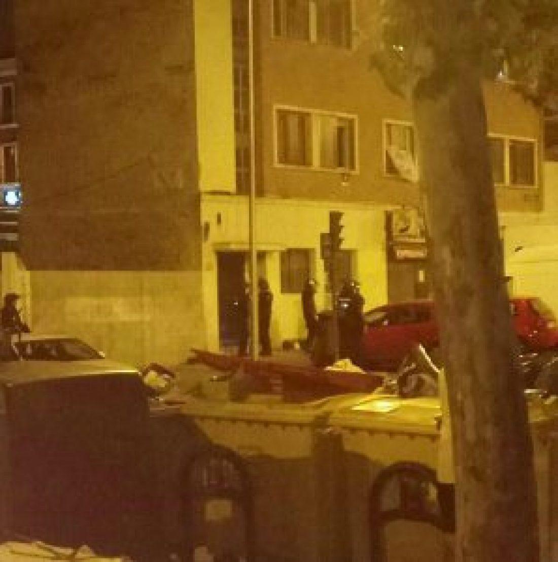 CGT se adhiere al comunicado de la Coordinadora Antifascista de Madrid tras el desalojo de La Trinchera y la represión de sus militantes