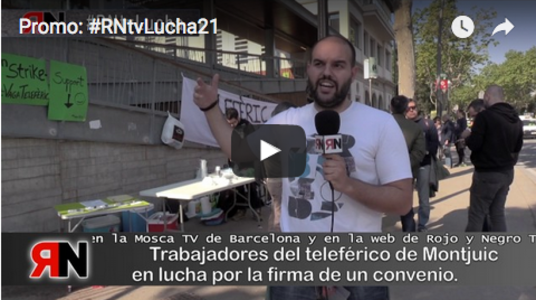 Promo: #RNtvLucha21