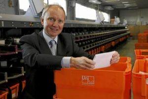 La mala gestión de Raventós lleva a Unipost a la liquidación
