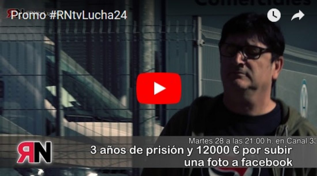 Promo #RNtvLucha24