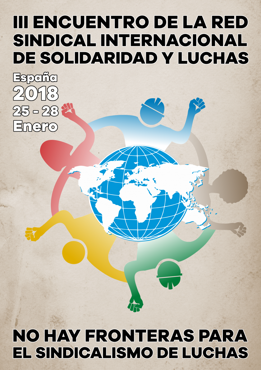 Streaming III Encuentro de la Red Sindical Internacional de Solidaridad y de Luchas
