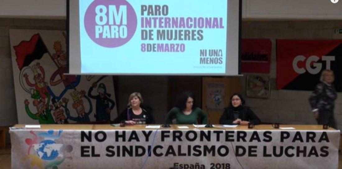 Nuestra Red Internacional de Solidaridad y Luchas es, sin duda, feminista y antipatriarcal