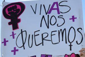 Violencia de género, violencia machista. Comunicado a Ministerios mes de febrero 2018