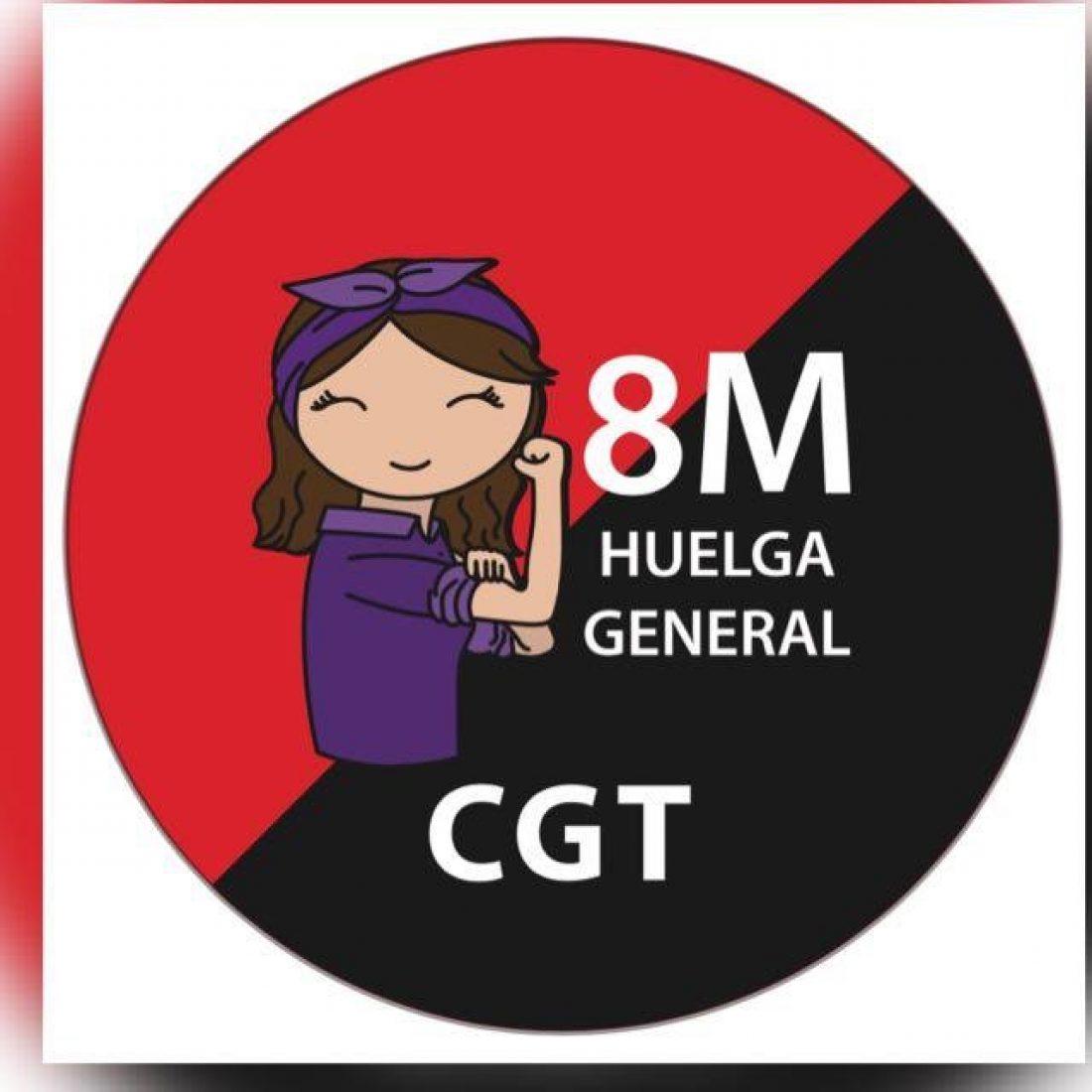 Preaviso de la Huelga General del 8 de Marzo