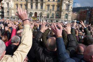 En defensa del Sistema Público de Pensiones, el 17 de marzo todos y todas a la calle, nuestra mejor barricada.