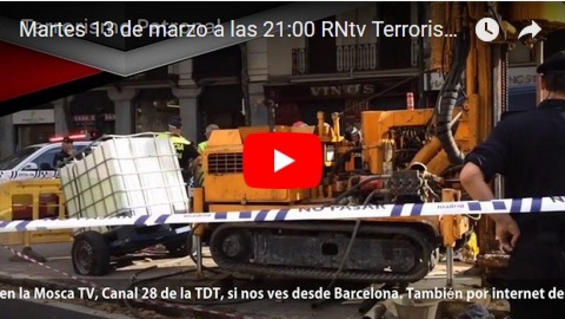 Martes 13 de marzo a las 21:00 RNtv Terrorismo Patronal