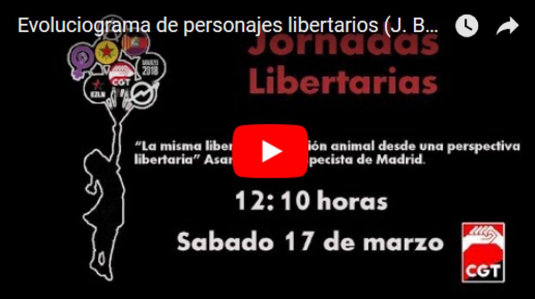 Jornadas Libertarias Zaragoza 2018