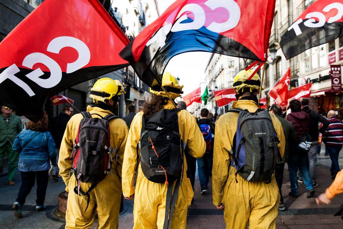 CGT-PV denuncia a la empresa Tragsa por incumplir el VI Convenio Colectivo  y el Estatuto de los Trabajadores