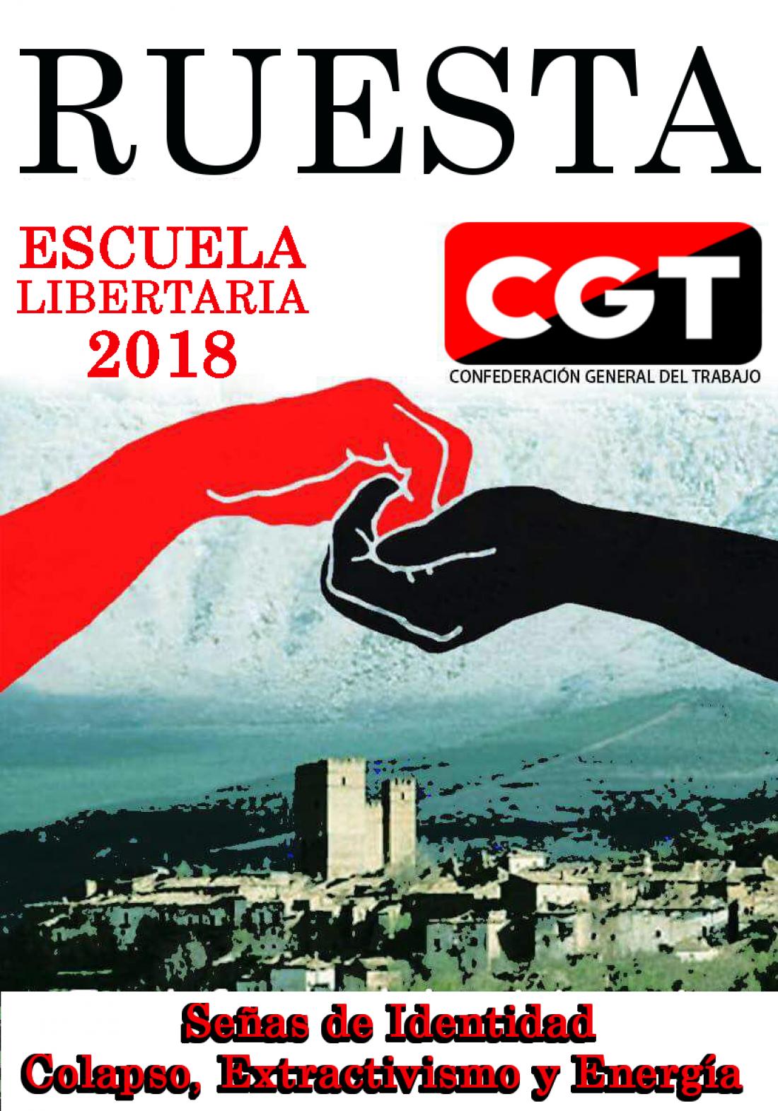 Escuela Libertaria Ruesta 2018