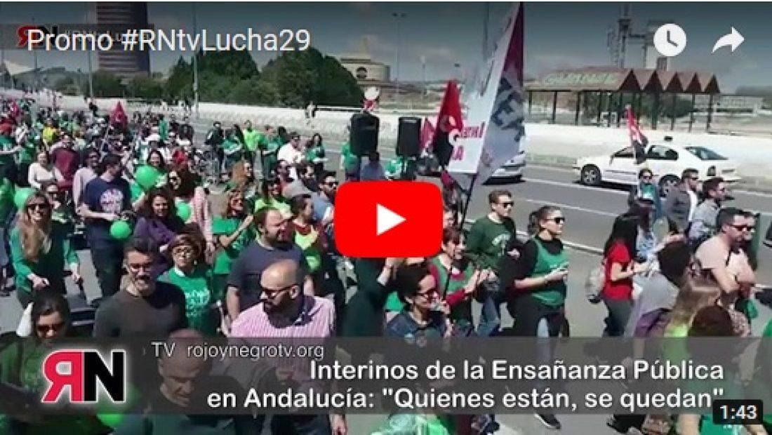 Promo #RNtvLucha29