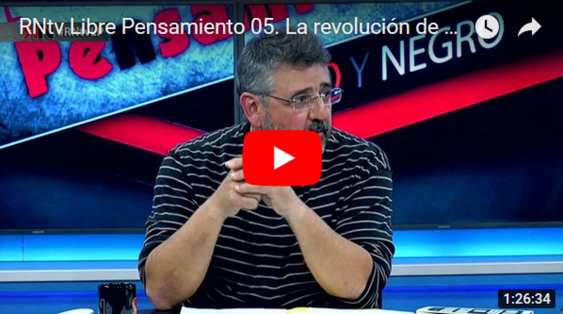 RNtv LP 05. La revolución de mayo del 68