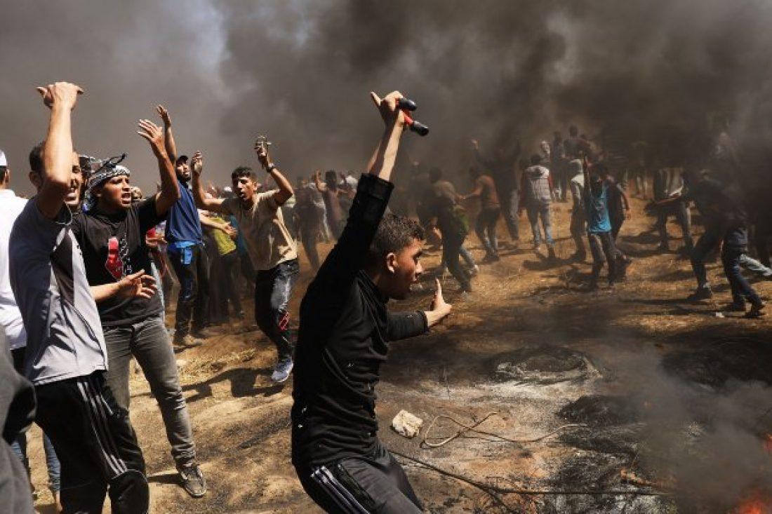 CGT condena la masacre del Pueblo Palestino en el 70º aniversario de la Nakba